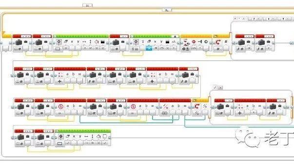 【EV3进阶】制作小游戏:搞清数据体系和程序结构(二)