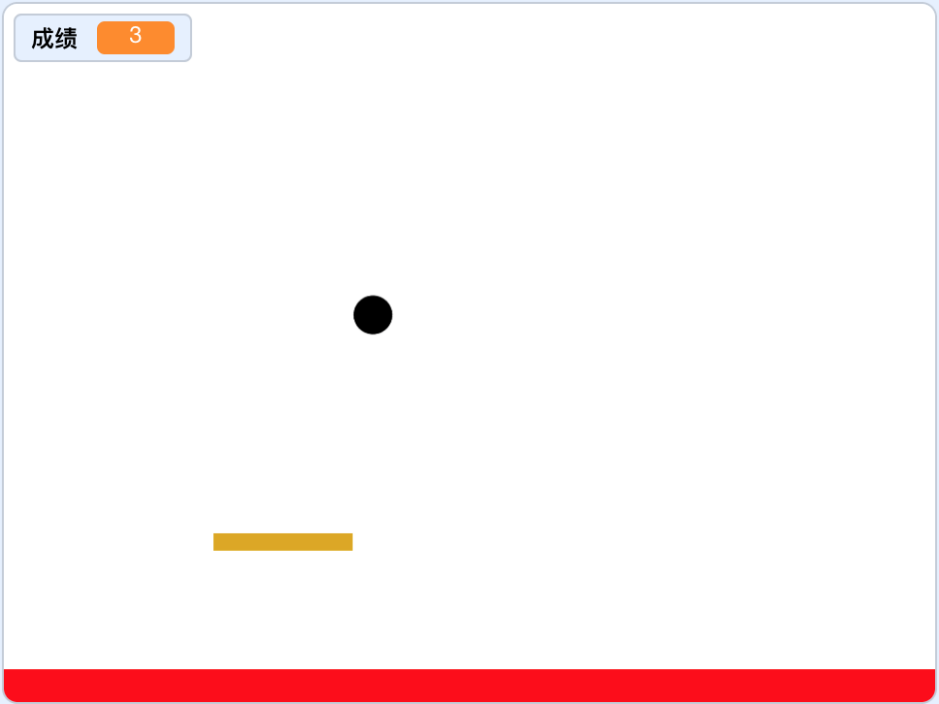 跟我一起学编程—《Scratch编程》第22课:颠弹力球