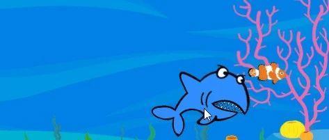 scratch-大鱼吃小鱼
