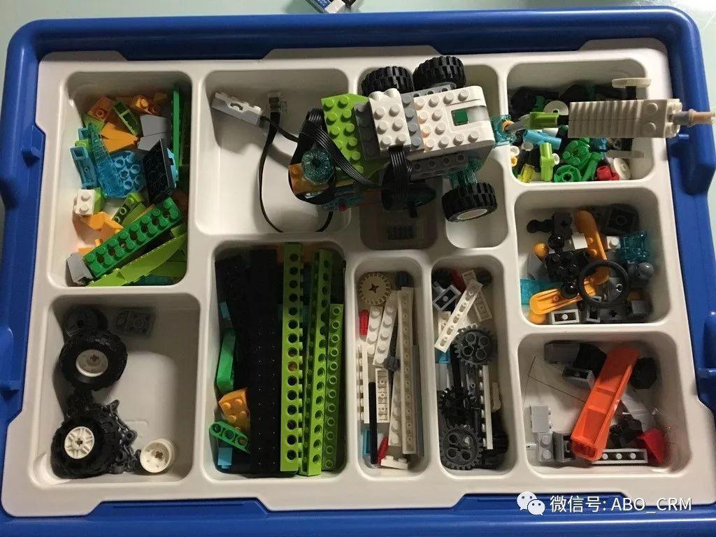 幼儿编程Scratch第30讲:月球漫步车-乐高入门机器人-WeDo