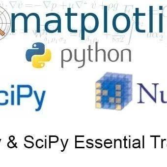 Python 优秀函数库组成的最佳阵容