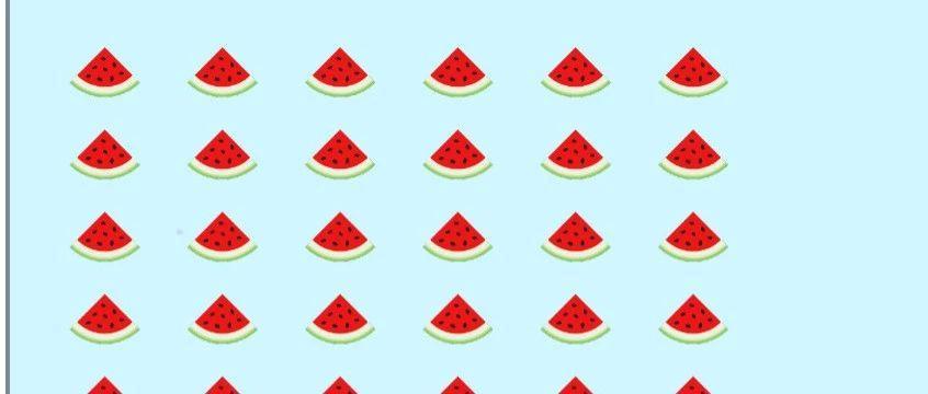 儿童编程:用Scratch学水果乘法表(1)
