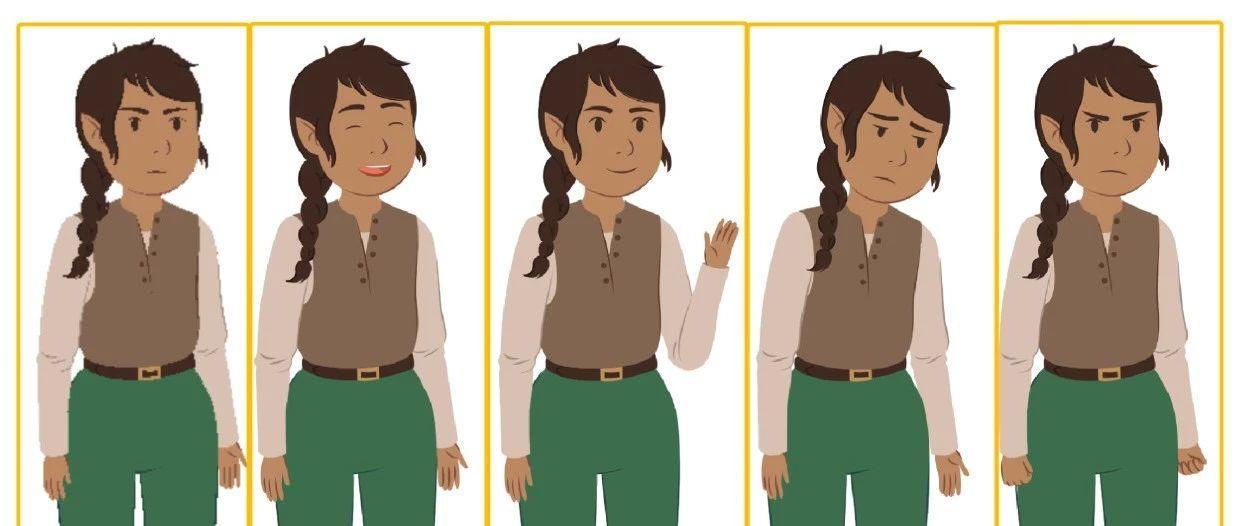 Scratch少儿编程第6课:你知道动画片是怎么制作的吗