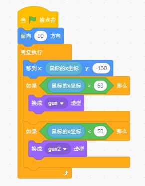 跟我学Scratch编程:打猎(十)