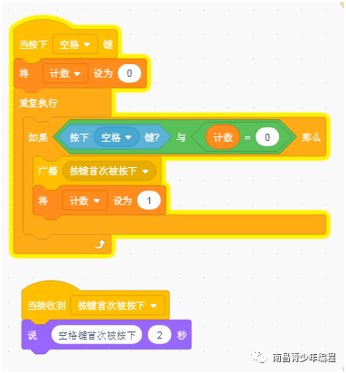 Scratch技巧----按钮消息解决方案