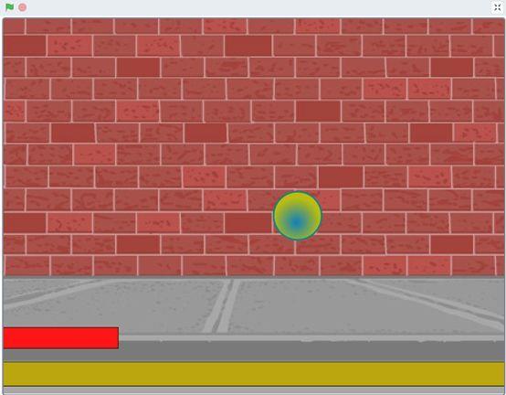 跟我学Scratch编程:弹力球(十二)