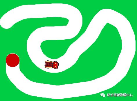 少儿创意编程(特27)用scratch来做自动驾驶