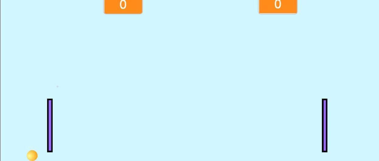 Scratch编程-乒乓游戏