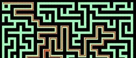 自动走迷宫(1)-左手法则