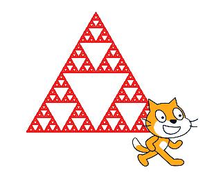 编程与数学:用Scratch探究几何分形