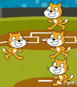 """Scratch编程基础课第二十二讲:有事说一声""""广播""""的运用"""