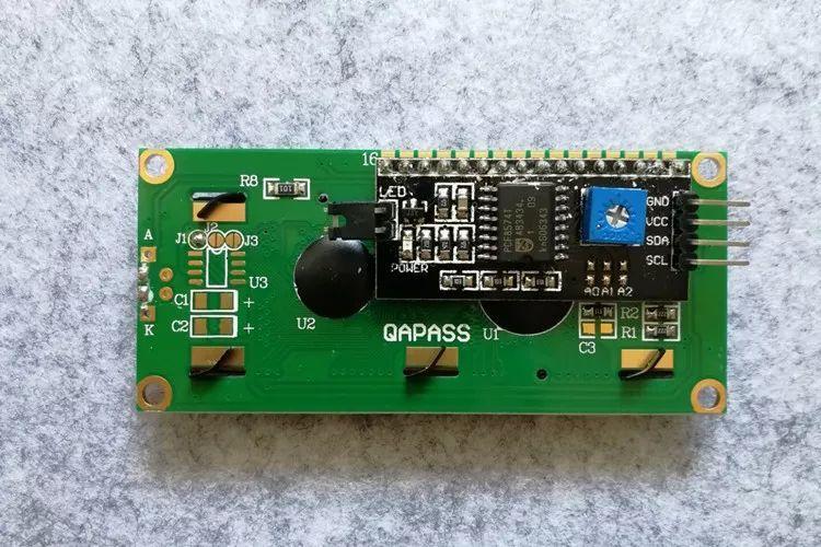 Arduino基础—两线IIC驱动LCD1602