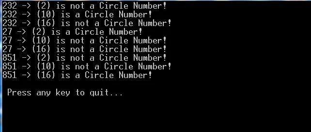 C语言程序经典示例----(15)判断回文数