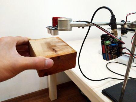 【用Arduino做科学实验】用Arduino研究自由落体运动