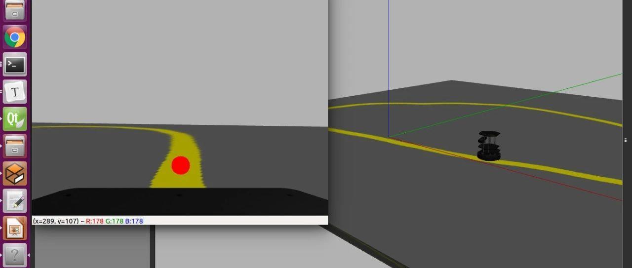 ROS教程_1.10 基于ROS和OpenCV的寻迹机器人