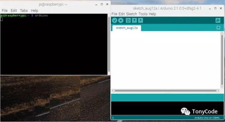 通过pyFirmata实现树莓派控制Arduino