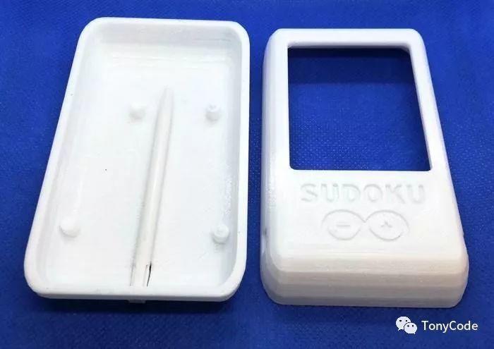 Arduino电子数独游戏机