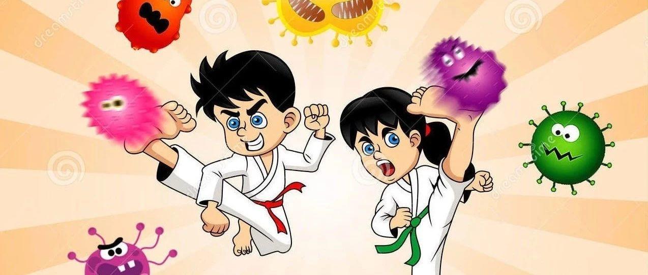 少儿慧编程Scratch小动画:给孩子们科普新型冠状病毒