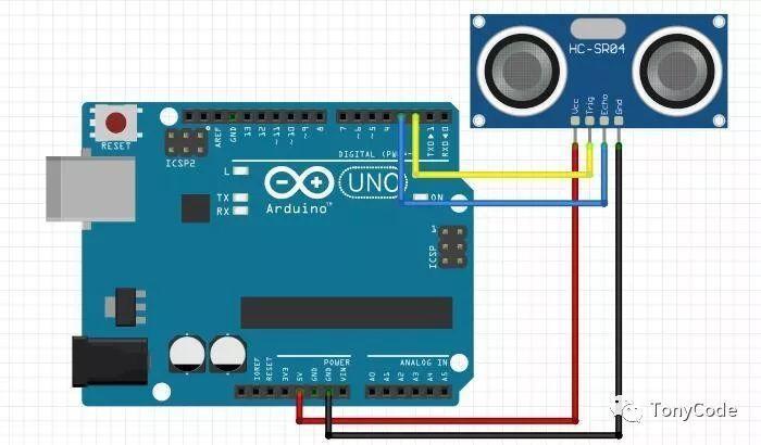 Arduino提高篇07—超声波测距