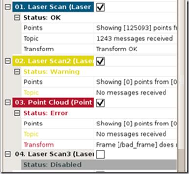 ROS探索总结(五十七)—— Rviz三维可视化平台