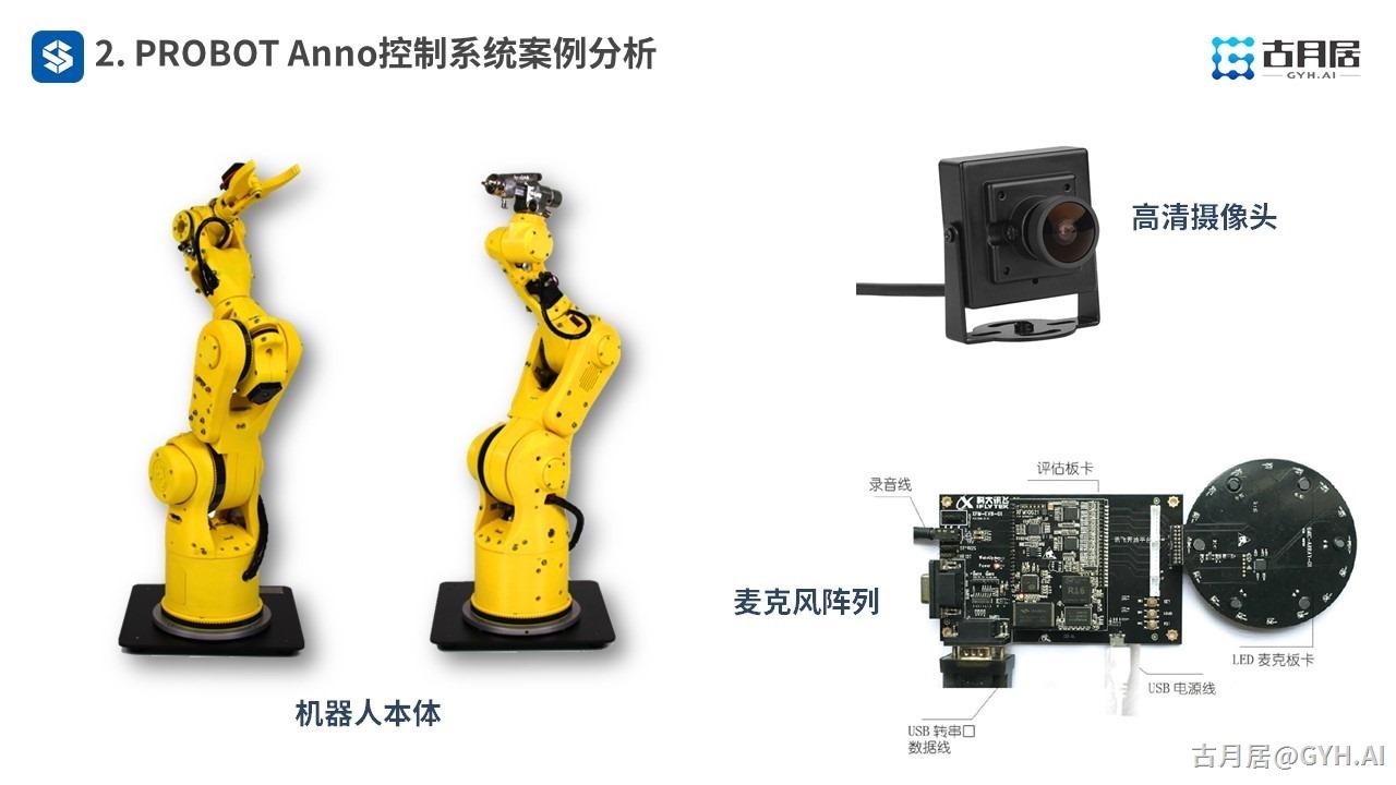 ROS探索总结(七十)—— 古月私房课   基于ROS设计一款机械臂控制系统