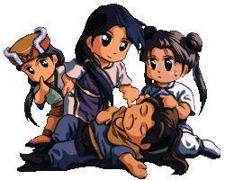 用scratch制作《仙剑奇侠传95》(03)