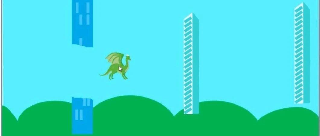 42-躲避障碍物游戏视频-青少年编程Scratch二级考试准备
