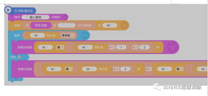 少儿创意编程(特67)19NOC创新编程赛复赛真题