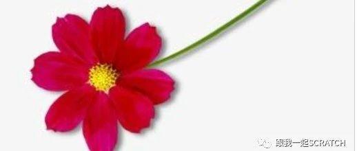 第三二一课 送你一朵小红花